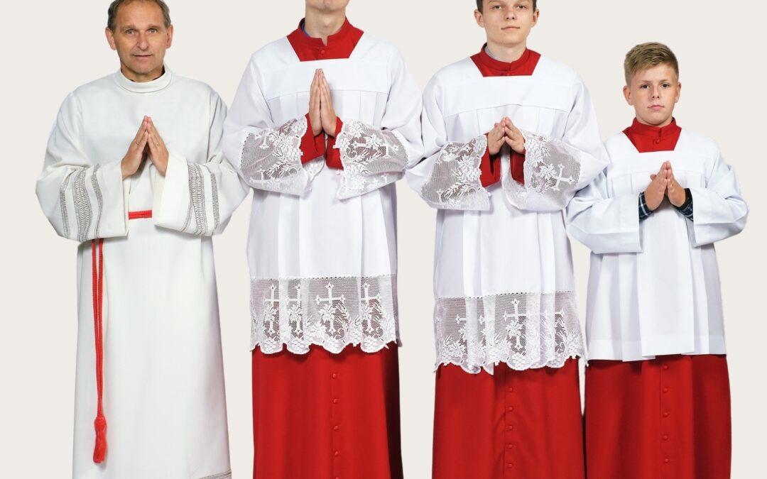 Formacja ministrantów